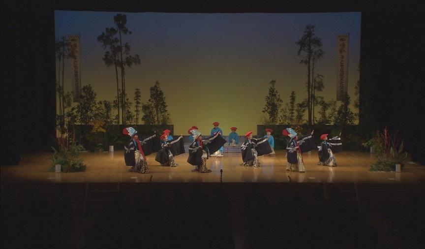 【特別番組】こしの都子ども伝統文化交流祭