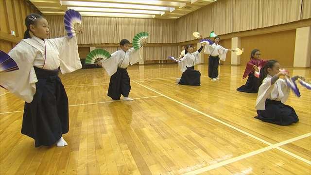 【Jr.+】宗生流 みやざき子ども吟舞教室