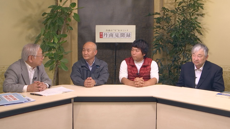 【週刊 丹南見聞録】越前町の漁業「若者よ来たれ!」