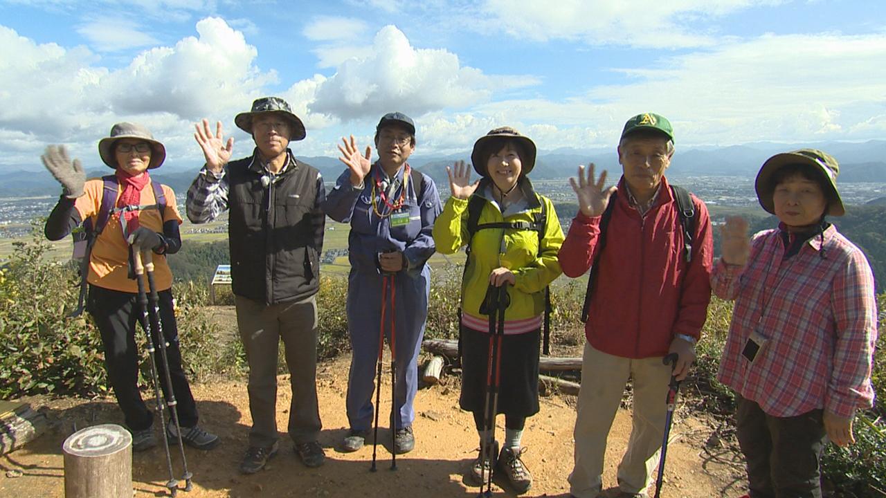 【エンジョイ丹南!山めぐり】 三床山~石生谷トンネルコース