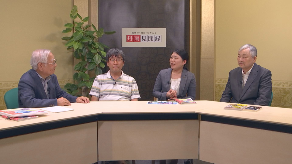 【丹南見聞録】「恋話」の近松賞6作をマンガ化