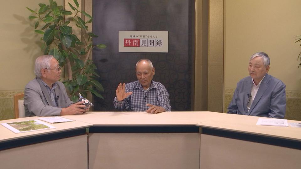 【丹南見聞録】86歳「吉川ナス」の鉄人 徳橋 岑生さんに聞く