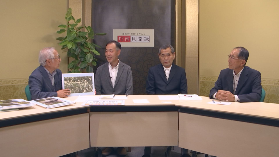【丹南見聞録】越前町「水仙の里」を再生!