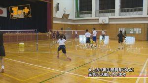 【Jr.+】GO!GO!部活動 がんばれ!3年生 武生第五中学校編