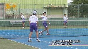 【Jr.+】GO!GO!部活動 がんばれ!3年生 武生第二中学校編