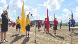 【Jr.+】丹南高校学校祭 体育大会
